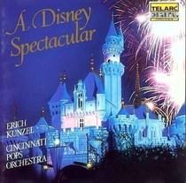 英语歌 Disney Spectacular 壮丽的迪斯尼今曲 1CD 满188包邮 价格:7.00