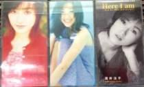 酒井法子 3寸碟  日本本土版 3张 特价 CD 价格:248.00