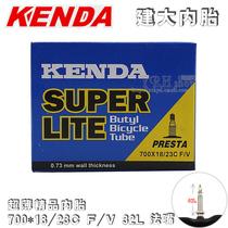 Kenda/建大精品内胎700*18/23C F/V死飞车内胎 超轻薄公路车内胎 价格:23.00