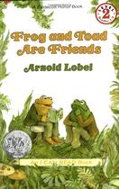 【全新正版】Frog and Toad Are Friends/Arnold L【满百包邮】 价格:16.00