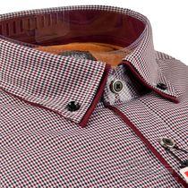 正品洛兹男式保暖衬衫 加厚加绒男式长袖保暖衬衫2079特包邮 价格:178.00