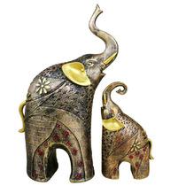 如果 欧式大象奢华时尚实用创意家居装饰品工艺摆设结婚礼物摆件 价格:59.00