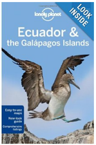 孤独星球LP Lonely Planet Ecuador the Galapagos Islands 2012 价格:9.80