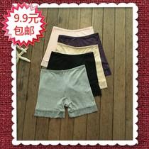 【丁丁特价】防走光 安全裤 蕾丝女士内裤 女高腰内裤 价格:23.90