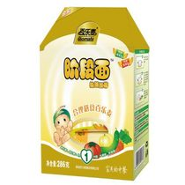百乐麦金装阶段面 婴儿宝宝面食 健康辅食 食品 (4--12个月)280g 价格:12.86