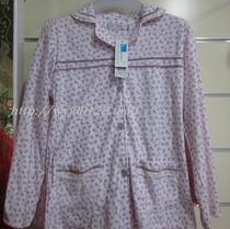 雅丹妮自然美正品女款2013 春夏针织 纯棉 睡衣 家居服套装78122 价格:81.60