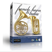 【圆号和大号】Sample Modeling - French Horn & Tuba v1.03_1CD 价格:4.50