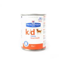 促销正品希尔斯 美国进口KD 肾病/心衰处方狗罐头零食 370g 价格:21.00