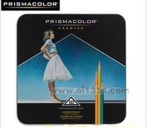 特价!美国三福霹雳马Prismacolor彩铅粗芯粉质软芯彩铅132色 价格:720.00