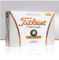 正品Titleist Velocity DD球 高尔夫球 二层球 高尔夫用品 价格:220.00