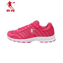 乔丹跑步鞋女鞋正品鞋2013秋冬新款轻便舒适减震运动鞋女跑鞋 价格:179.00