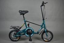 正品美国GOGObike一秒折叠自行车/12寸/迷你自行车 价格:545.00