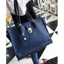 2013新款潮女包包欧美韩版时尚手提包单肩包斜跨包复古休闲大包包 价格:48.00