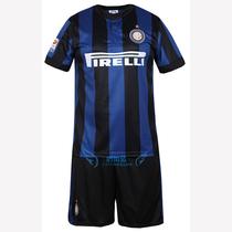 包邮极品球衣 13-14国际米兰足球服套装  扎内蒂 国米有儿童球衣 价格:48.00