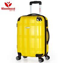 泊客行者 拉杆箱20/24寸旅行箱特价正品行李箱万向轮登机箱包 723 价格:259.00