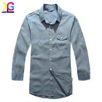 日单乐天同步发售 出口日本皇家牛津纺男士纽扣尖领七分袖衬衫男 价格:48.00