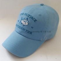 原单Southern Tide南潮鲨鱼正品绣花棒球帽子男士女士鸭舌帽/包邮 价格:39.00