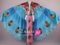 戏曲服装 越剧 梁祝 化蝶衣 蝴蝶衣 古装戏服 价格:398.00