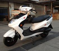 新款高配版迅鹰款式 125踏板车/摩托车 可以上牌照发票手续齐全 价格:2750.00