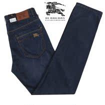 2013新款Burberry/专柜正品牛仔裤时尚商务休闲特价男裤奢侈品代 价格:666.00