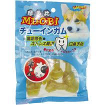 摩多比 牛肉味2.5寸牛皮骨5支装狗咬骨 狗咬胶 狗零食 宠物食品 价格:9.00