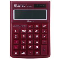 包邮 世龙达(SLDTEC) SL501 小型炫彩桌面办公计算器 价格:23.00