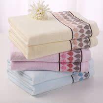朵柔 新品 纯棉浴巾 情侣 加大加厚浴巾 柔软吸水 价格:49.98
