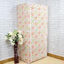 实木衣柜 组合式衣柜 简易衣柜 全国包邮 送滑动轮 送布套 超划算 价格:50.00