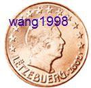 特价热卖正品欧洲全新外国钱硬币收藏卢森堡2008年2欧分0.02元 价格:1.50