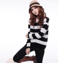 2013秋冬季韩版针织衫女毛衣长袖套头宽松型正品包邮ONLY ANGEL 价格:134.40