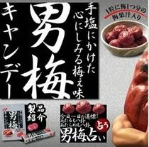 日本进口零食 诺贝尔NOBEL男梅汁梅子糖80g袋装 梅子润喉水果糖 价格:16.00