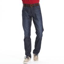 2013夏装新款美特斯邦威男轻薄简约五袋牛仔裤257365原价169 价格:125.00