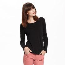 2013秋新款美特斯邦威女多方案圆领长袖T恤211985 价格:59.00
