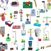 特价包邮科技小制作小玩童科普器材箱科学玩具科学实验套装28种 价格:185.60