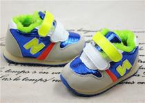 2013冬爆女童男童鞋魔术贴旅游鞋休闲鞋板鞋中小童宝宝棉鞋运动鞋 价格:29.00