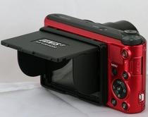 爱博图正品 Aigo/爱国者 F200 液晶屏幕遮阳罩 LCD屏幕遮光罩 价格:80.00