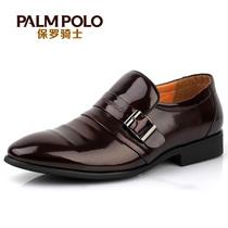 保罗骑士男鞋 2013新款 英伦商务正装皮鞋 真皮男皮鞋 正品男鞋 价格:209.00
