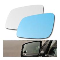 华仕大视野后视镜奔驰C180KC200C260C300倒车镜反光镜蓝白镜防炫 价格:15.00