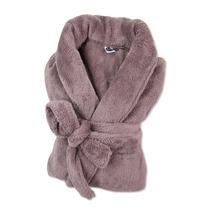 冬季保暖 居家长款女士睡袍 浴袍 双面珊瑚绒 /0.7  5523 价格:39.90