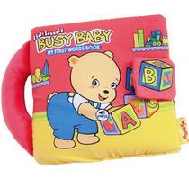 美国SoftPlay小熊立体音乐布书 带多种声音 超受欢迎的益智布书 价格:52.00