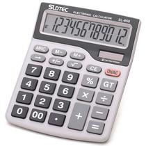 世龙达(SLDTEC)858 12 位 大型桌面计算器 灰色 价格:25.00