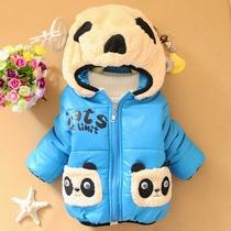 清仓童装冬装 男童女童棉服反季 加厚婴儿童棉衣宝宝棉袄外套特价 价格:48.00