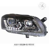 大众12款迈腾大灯双光透镜U型LED天使眼探路泽车灯 改装氙气大灯 价格:1640.00