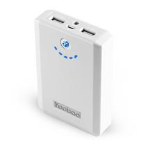 羽博 YB645D移动电源 苹果 iphone5 4S 三星手机充电器 10400mAh 价格:158.00