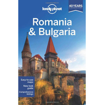 【一曼正版】Romania & Bulgaria (Lonely Planet Multi Country 价格:144.20