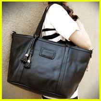 品牌女包真皮大包包2013新款 潮 女 秋头层牛皮包黑色女士单肩包 价格:229.00