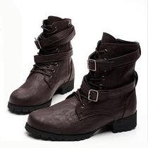 13年春季新款男士高帮靴子韩版潮流皮靴 简约流行风男鞋个性靴子 价格:70.00