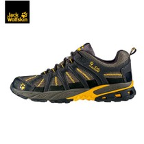 Jack Wolfskin狼爪 专柜正品 13秋冬男款透气防滑越野跑鞋4007192 价格:539.00