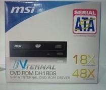 Msi/微星 DH18DS DVD光驱 sata 串口 全新国行 一年质保 18x dvd 价格:99.00