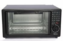 Midea/美的 MT10AH-AA 家用迷你电烤箱 小烤箱正品冲钻 特价包邮 价格:88.00